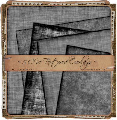 Full & Tagger Size Textured Overlays 5TexturedOverlaysPreview_Yarrow